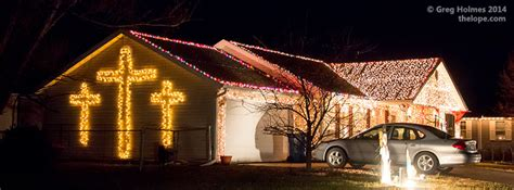 carthage mo drive thru christmas lights this is the approach from the