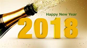 happy new year 2018 images photos wallpapers