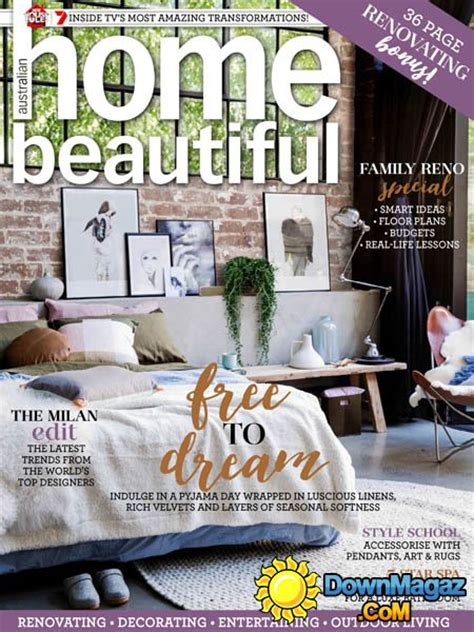 home decorating magazines australia australian home beautiful june 2016 187 download pdf