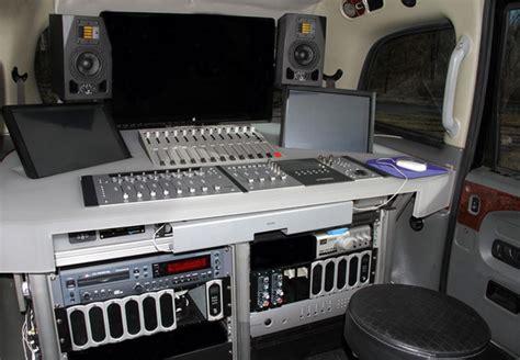 mobile recording studio mobile studio recording studio essentials