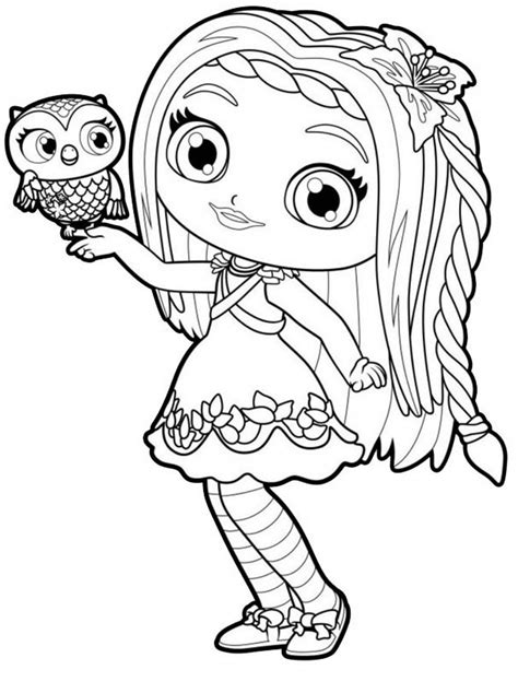 little charmers coloring pages nick jr little charmers coloring sheets printable