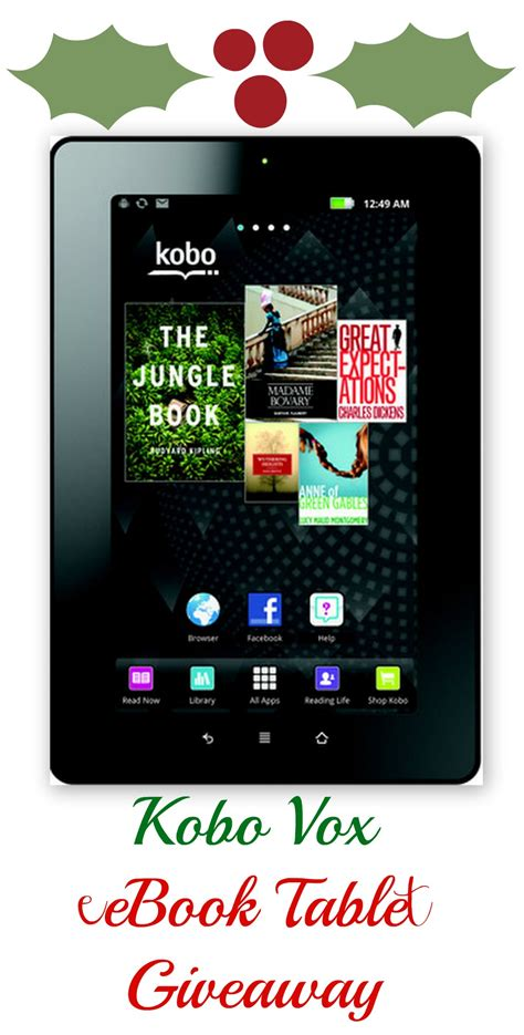 free ebooks for android tablets kobo vox ebook android tablet giveaway the denver