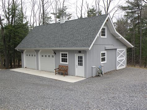 Barns With Apartments Floor Plans by Garage With Small Shop Area