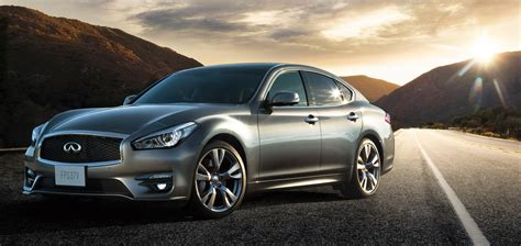 2015 Nissan Fuga Aka Infiniti M37 Is Redesigned And Its