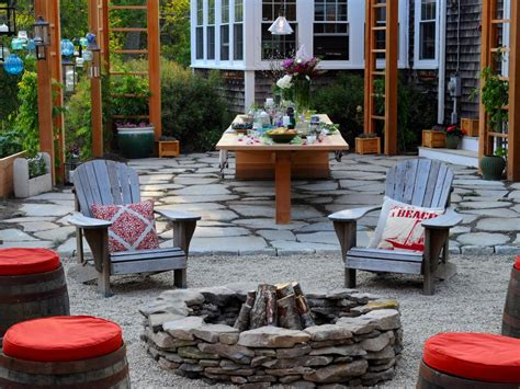 fire in backyard 66 fire pit and outdoor fireplace ideas diy network blog