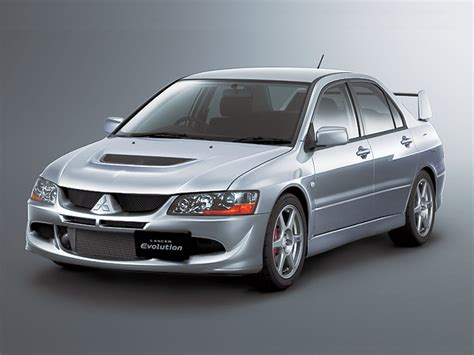mitsubishi evolution mitsubishi lancer evolution 8 turbo cars