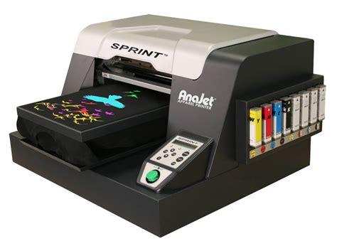 Printer Dtg Digital anajet sprint sp 200 dtg digital apparel printing