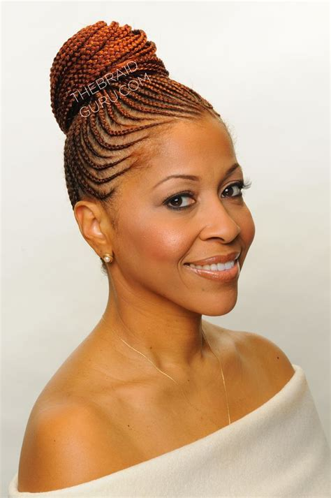 braided ponytail hairstyles for black women on pin up black hair braids google search sharonknows natural