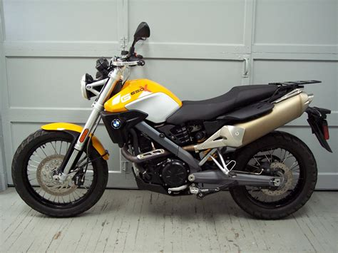 bmw sport motorcycle 2009 bmw g650 x country dual sport motorcycle from