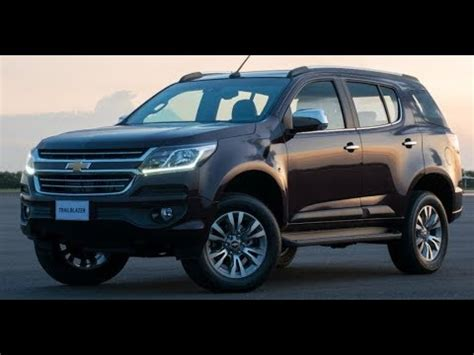 2019 Chevrolet Trailblazer by 2019 Chevrolet Trailblazer Usa Specifications Prices