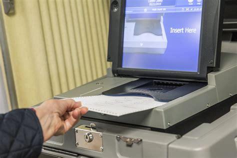 heres  profits  pas  voting machine