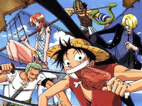 one piece ranks no 2 in which series you don t want to ranking de los 20 animes mas famosos listas en 20minutos es