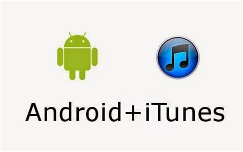 how to put on android from itunes how to sync itunes with your pc and android or iphone