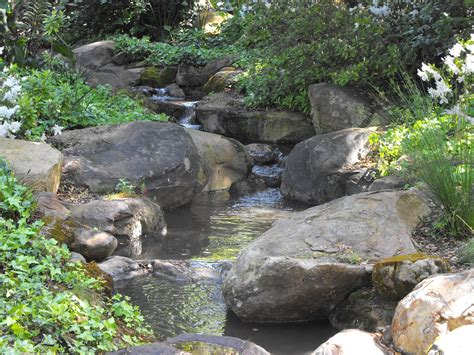 backyard streams garcia rock and water design blog