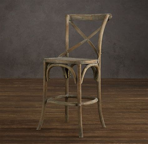 Madeline Counter Stool Restoration Hardware by Madeleine Armless Counter Stool Bar Counter Stools
