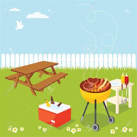 Backyard Barbecue Clipart clipart backyard bbq