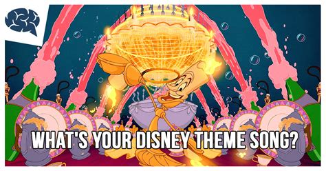 theme songs from disney what s your disney theme song brainfall