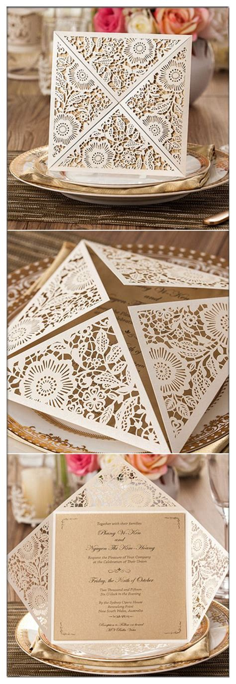 country elegance wedding invitations the world s catalog of ideas