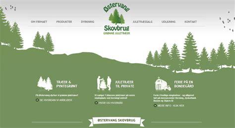 design for the environment exles 26 beautiful exles of organic website design