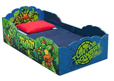 ninja turtle beds boys toddler bed toddler treasure