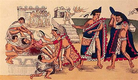 Imagenes Sacrificios Mayas | 5 cosas que te har 225 n ver la brutalidad de los mayas