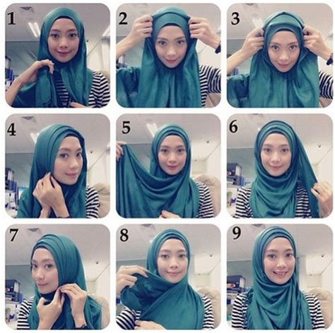 kumpulan video tutorial hijab simple video tutorial hijab modern simple