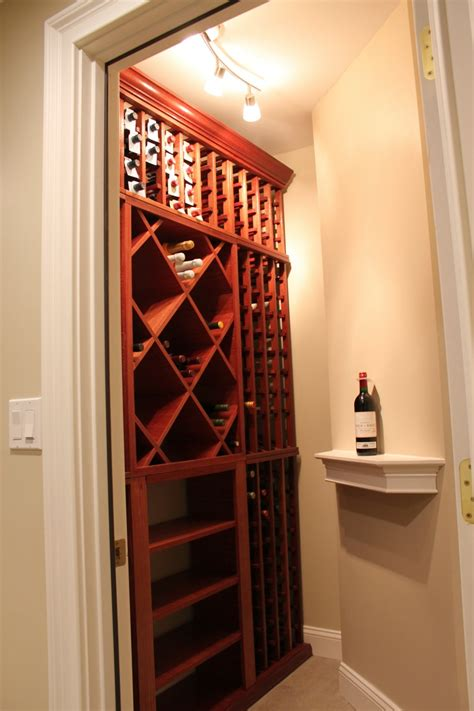 Small Building Design Software custom wine cellar doesn t have to break the bank