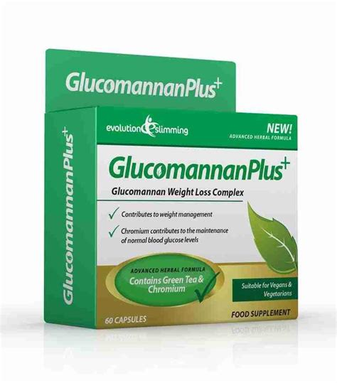 Glucomannan Plus   Appetite Suppressant for Weight Loss