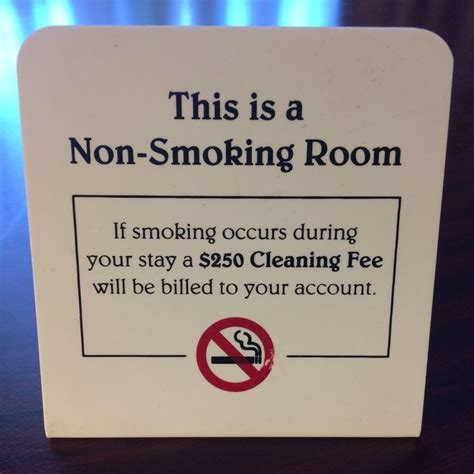 how to smoke in a hotel room without getting this is a non room fonts in use
