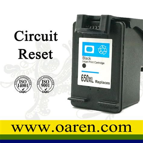 chip resetter for hp ink cartridges printer ink cartridge chip reset for hp 650 buy china
