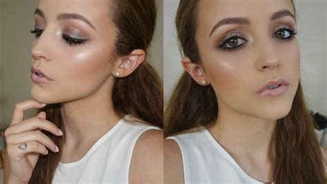 eyeshadow tutorial kathleenlights beginner smokey eyes makeup tutorial youtube