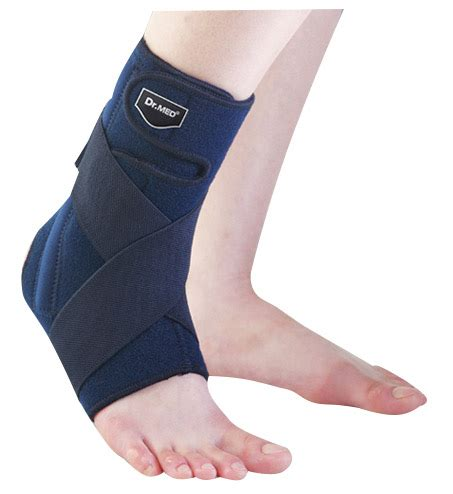 Dr Med Dr A011 Ankle Brace Murah قوزک بند پا dr med a011 بانی اسپرت