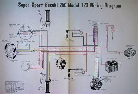 suzuki wiring diagram suzuki 185 atv wiring suzuki xl7