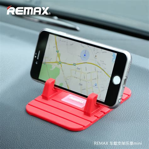 Car Holder Remax 1 remax car phone holder soft silicone anti slip mat mobile phone mount stands bracket support gps