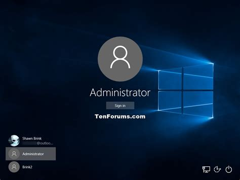 windows 10 administrator tutorial related keywords suggestions for login as administrator