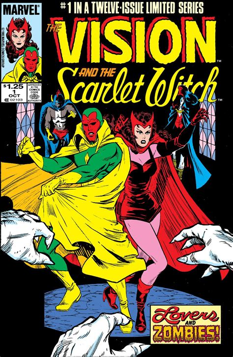 vision vol 2 little vision and the scarlet witch vol 2 1 marvel database fandom powered by wikia