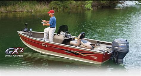 g3 tracker boats research 2008 g3 boats angler v167 c on iboats