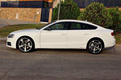 Audi A5 Sportback Sline by Audi A5 Sportback 2 7 Tdi 190cv S Line Ortu 241 O Automoci 243 N S L
