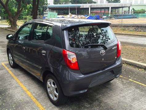 toyota wigo philippines review autos post