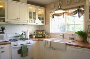Kitchen Cabinet Treatments Traditional Kitchen