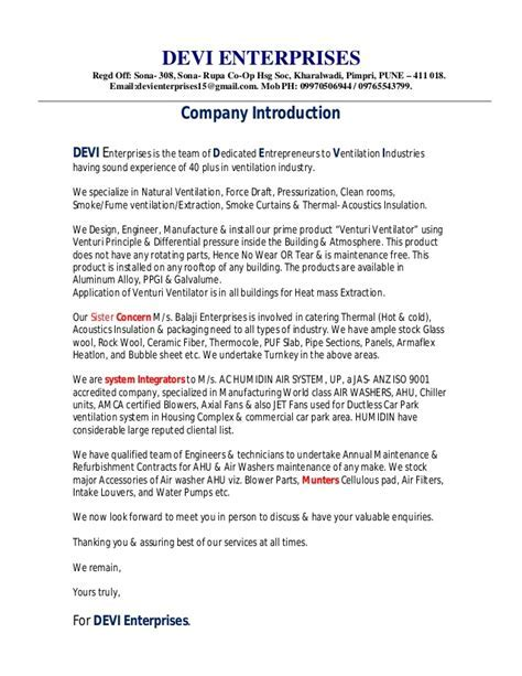 cover letter construction company profile - Covlet Uwityotro ...