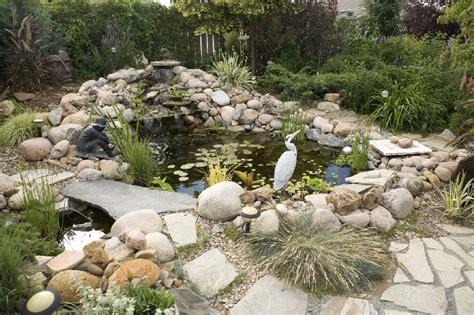 Simple Garden Pond Ideas 5 Simple Backyard Pond Ideas Blain S Farm Fleet