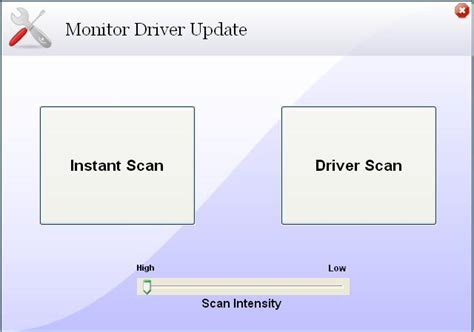 Monitor Update monitor driver update 2 1 0 freeware