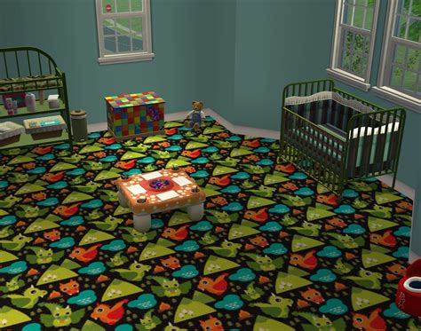 fun carpets mod the sims eight fun patterned carpets