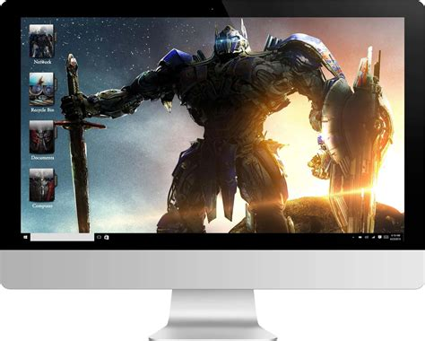 themes for windows 7 transformers transformers the last knight windows 10 theme