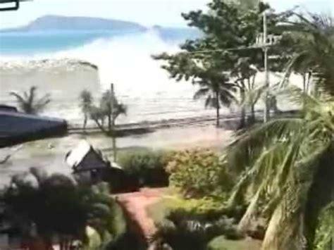 film tsunami in thailand 2004 thailand tsunami montage youtube