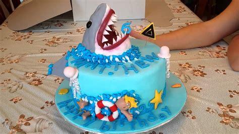 jaws boat cake shark cake sharknado and jaws inspired great white cake