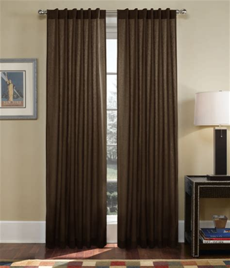 encore curtains set of two window curtains
