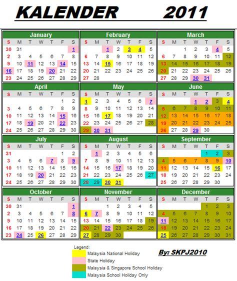 takwim cuti persekolahan tahun 1995 malaysia sekolah kebangsaan padang jawa kalender 2011 dan cuti cuti
