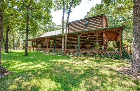 Cabins Near Dfw by 8 Of The Coolest Log Cabins For Sale In The Dfw Region